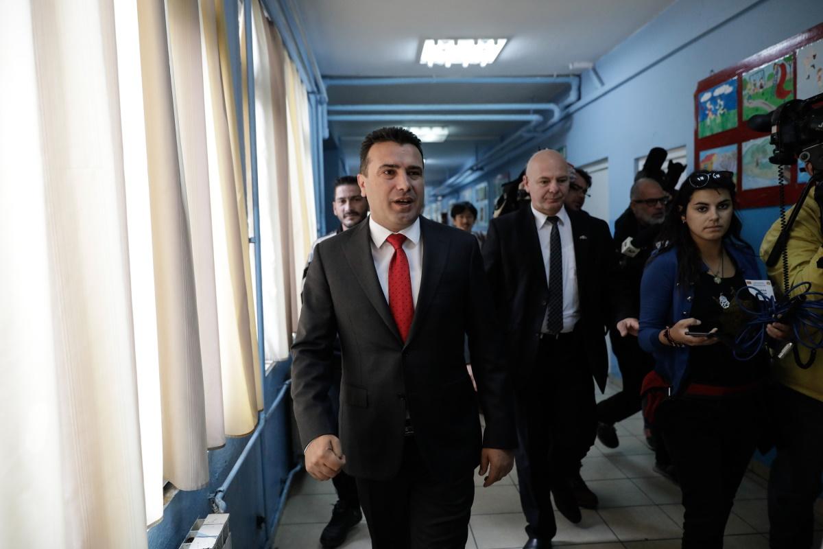 Πρόωρες εκλογές στα Σκόπια! «Βουλιάζουν» οι Πρέσπες