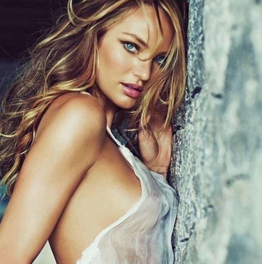 Το λεοπάρ μπικίνι της Candice Swanepoel ξυπνάει μέσα μας τον… Ταρζάν!