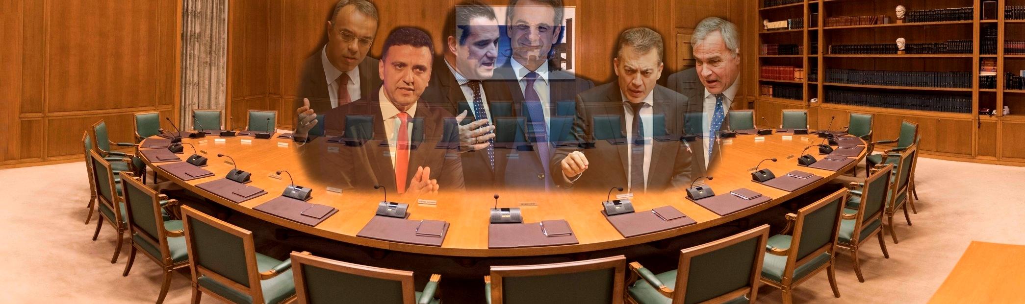 Οι 100 πρώτες μέρες της κυβέρνησης – Αυτή είναι η βαθμολογία του α΄ τριμήνου για τους υπουργούς