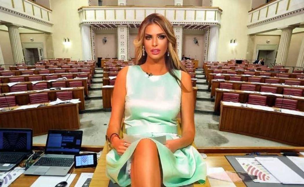 Πρώην «κουνελάκι» του Playboy κατεβαίνει για… Πρόεδρος Δημοκρατίας! (Εικόνες)