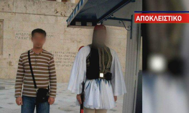 , Ανησυχία για το τρομοκράτη του ISIS (δεν είναι ο μόνος) που «μπανοβγαίνει» στην Ελλάδα και ποζάρει στη Βουλή!