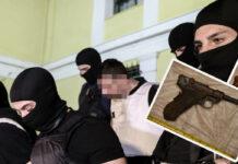 Αντιτρομοκρατική Ευελπίδων σύλληψη