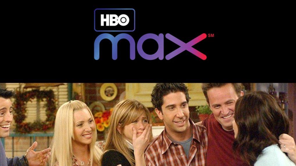 ΤΑ ΦΙΛΑΡΑΚΙΑ FRIENDS HBO MAX