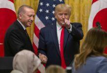 Ερντογάν Τραμπ