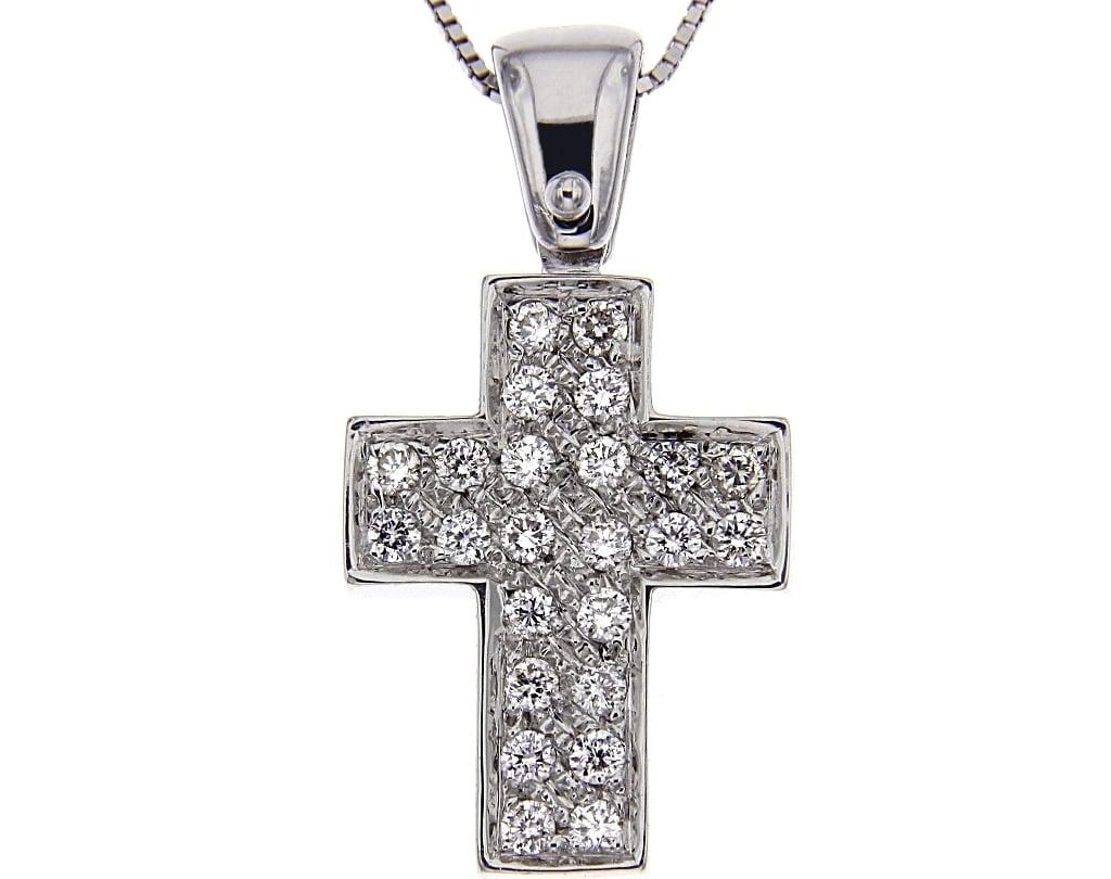 διαμαντένιος σταυρός