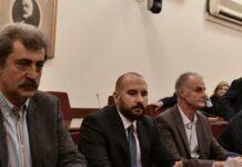 Πολάκης Τζανακόπουλος