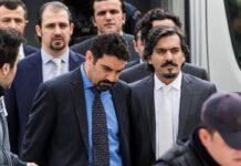 8 Τούρκοι αξιωματικοί