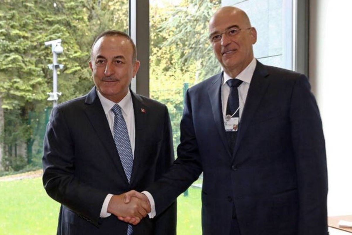 Η ηχηρή απάντηση του Δένδια εκνεύρισε τον Τσαβούσογλου που αποχώρησε πριν τελειώσει η σύνοδος του ΝΑΤΟ