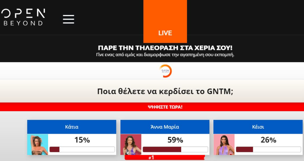 Gntm Voting 2019