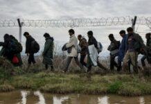 Έβρος μετανάστες