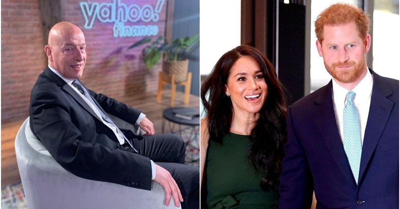 Αυστραλός γκουρού του PR πρoβλέπει: Σε πέντε χρόνια Μέγκαν και Χάρι θα… κολυμπάνε στο χρήμα!