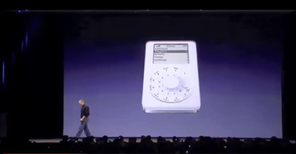 ΠΑΡΟΥΣΙΑΣΗ ΠΡΩΤΟΥ iPHONE