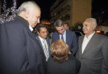 Η επίσκεψη του Κυριάκου στο Ιλιον, αρχές Δεκεμβρίου, ήταν μία από τις κινήσεις ενίσχυσης του προφίλ του