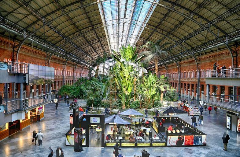 Atocha Μαδρίτη Ισπανία