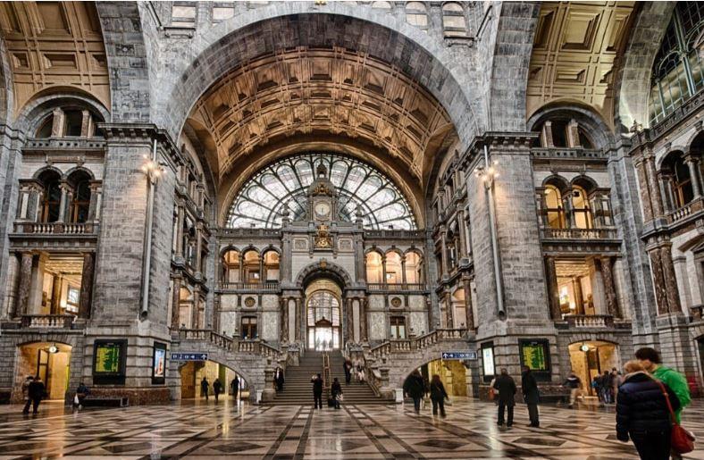 Central Station Αμβέρσα Βέλγιο