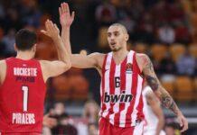 EuroLeague Ολυμπιακός Μπάγερν Μονάχου