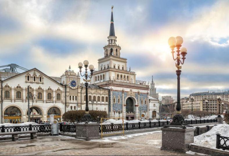 Kazansky Μόσχα Ρωσία