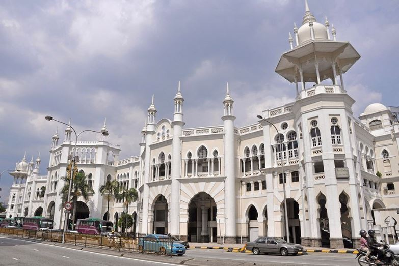 Kuala Lumpur Railway Station Κουάλα Λουμπούρ Μαλαισία