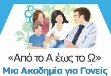 Δήμος Ιλίου Πρόγραμμα Ακαδημίας Γονέων Από το A έως το Ω