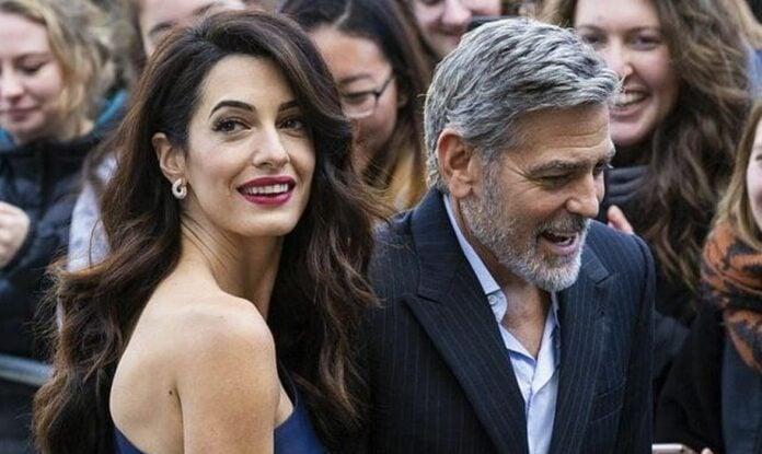 Ολοταχώς προς διαζύγιο Τζορτζ Κλούνεϊ και Αμάλ Αλαμουντίν!   newsbreak