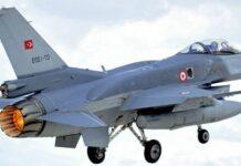 τουρκικα αεροσκαφη παραβιασεις