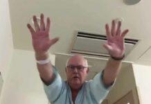 74χρονος με κορωνοϊό