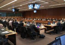 Υπουργοί της Ευρωζώνης κορωνοϊός