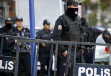 κορωνοιος τουρκια συλληψεις