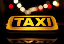 ταξί νύχτα