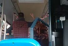 Οδηγός λεωφορείου
