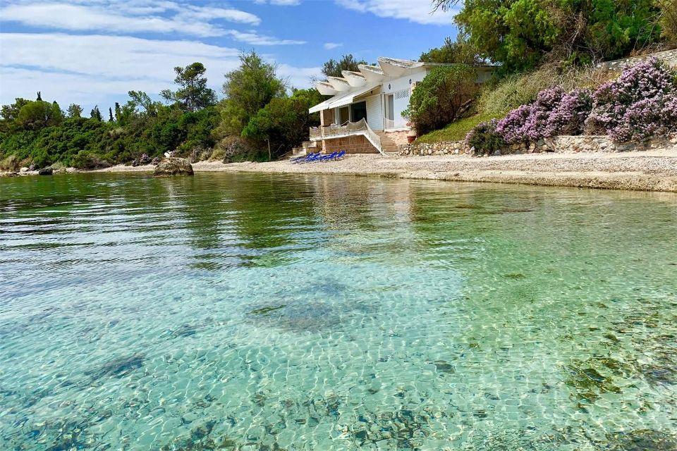 Ξανά στο «σφυρί» το καταπράσινο νησί Ethereal στην Εύβοια, που συναγωνίστηκε σε λάμψη και ομορφιά τον Σκορπιό και τη Σπετσοπούλα!