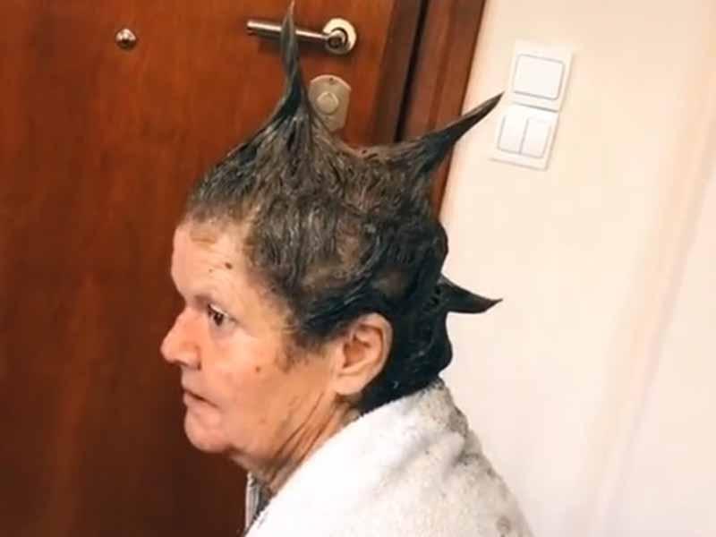Ελληνίδα γιαγιά