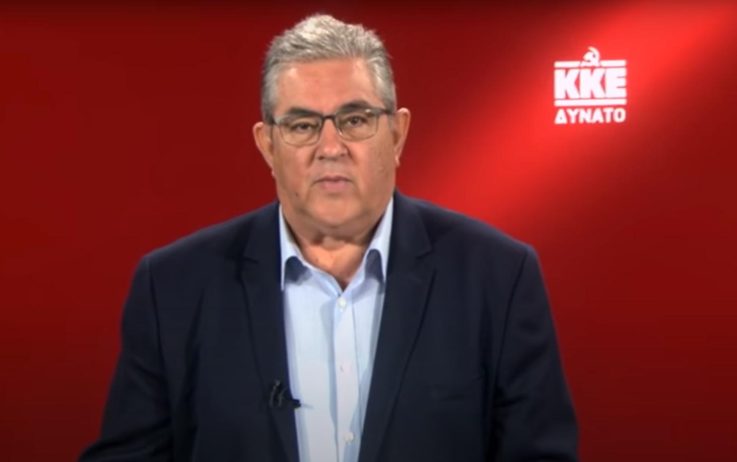 Ο Κουτσούμπας μιλάει τουρκικά καλύτερα κι απ' τον Ερντογάν! (video)