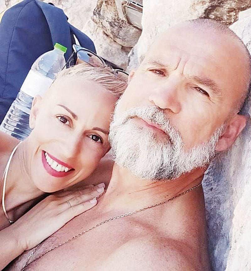Άλλος άνθρωπος ο Πάνος Μεταξόπουλος πήγε για βουτιές με τη σύζυγό του