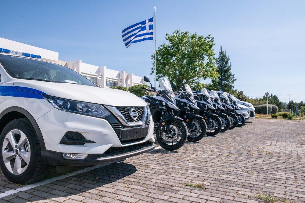 αστυνομια οχηματα