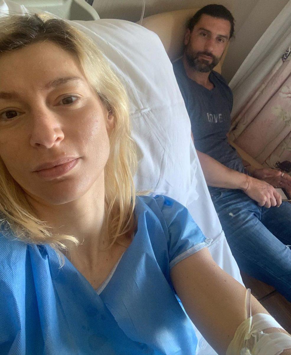 Ζέτα Δούκα από το νοσοκομείο: «Έπρεπε να αφαιρέσω κάτι που ούτε φανταζόμουν ότι υπάρχει»