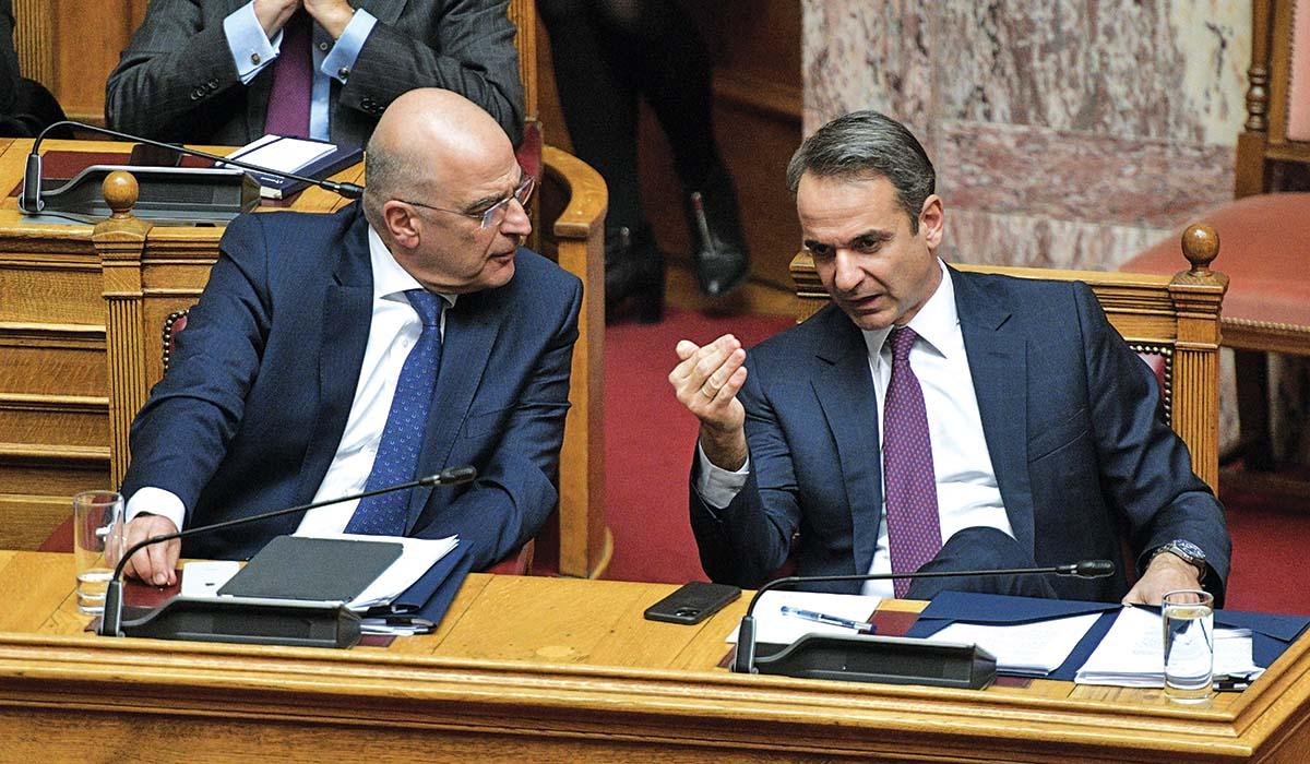 Η πραγματική εικόνα για Ελλάδα – Τουρκία!