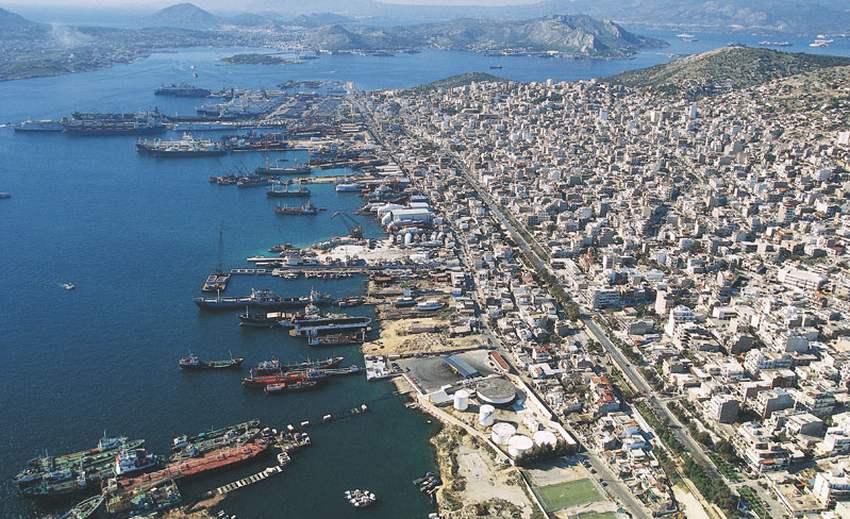 Με απόφαση του ΣτΕ η Cosco μπορεί να κατασκευάσει ναυπηγείο στο Πέραμα