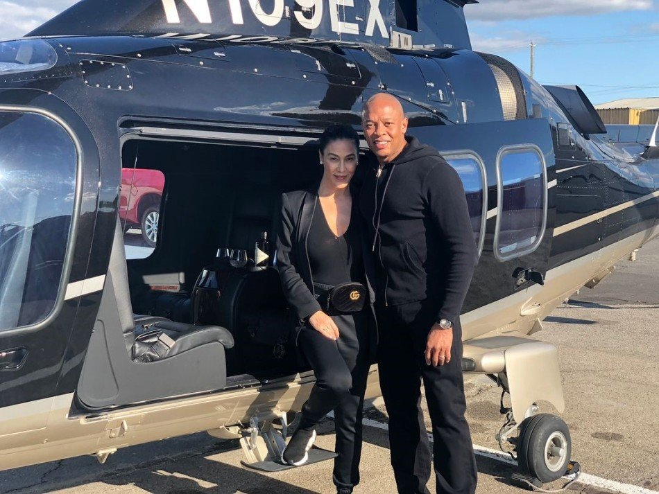 «Ξέχασε» να υπογράψει προγαμιαίο συμβόλαιο ο Dr. Dre και τώρα θα πληρώσει το διαζύγιο… χρυσό!