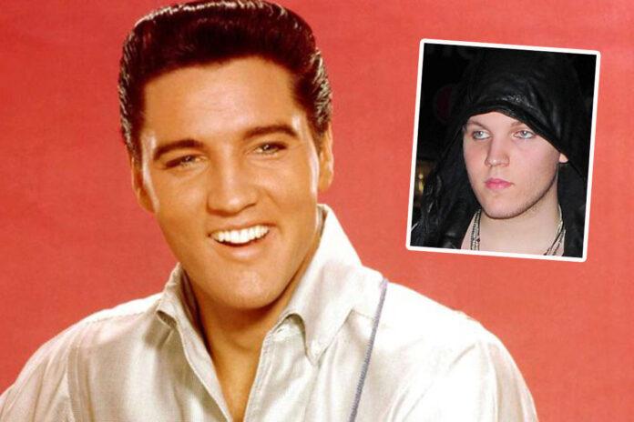 Elvis Presley Benjamin Keough