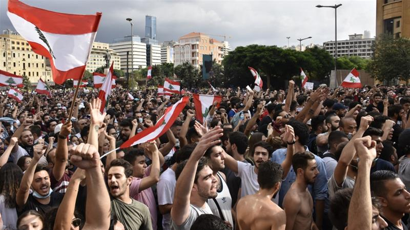 Λίβανος Κρίση