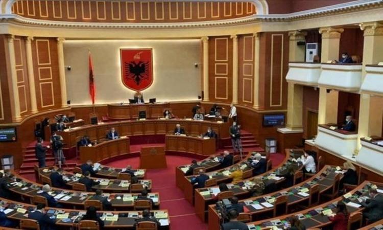 αλβανικό κοινοβούλιο