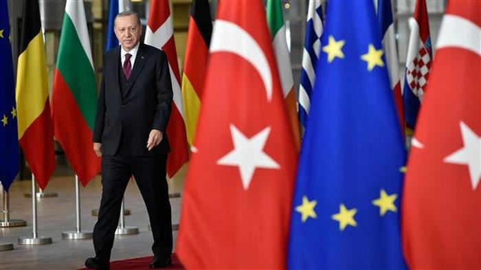 Ερντογάν ΕΕ