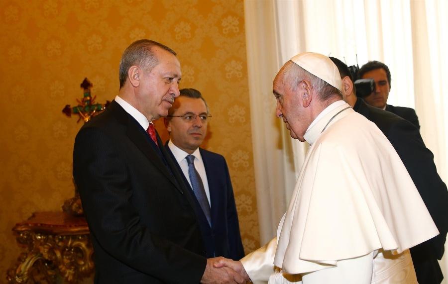 Ερντογάν Πάπας