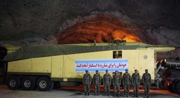 Ιρανοί υπόγεια