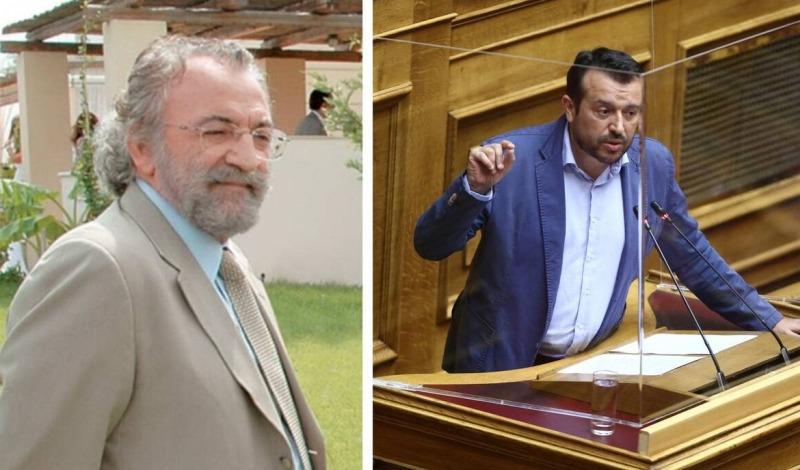 Ο Καλογρίτσας άναψε «φωτιές» σε Παππά-Τσίπρα – Για τον ρόλο του πρώην Πρωθυπουργού ρωτούν ΝΔ και ΚΙΝΑΛ