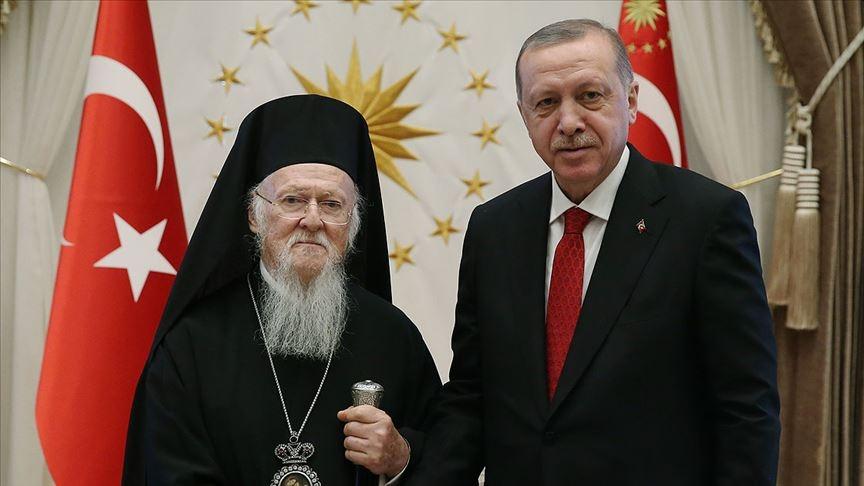 Πατριάρχης Ερντογάν