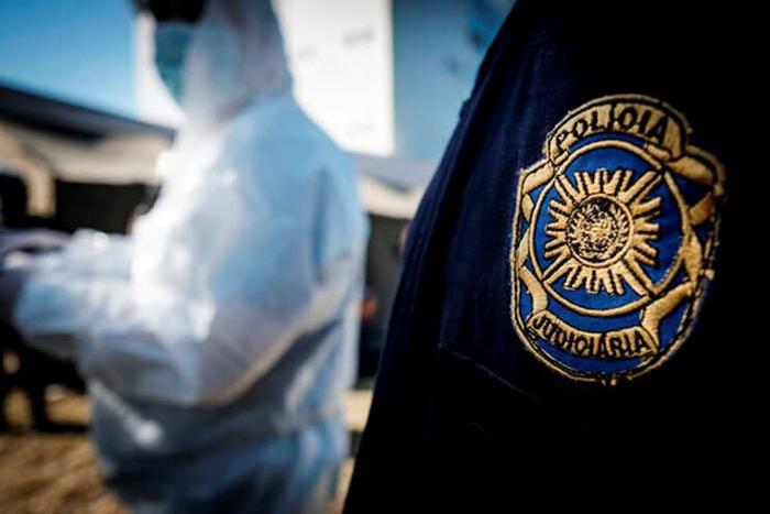 πορτογαλική αστυνομία