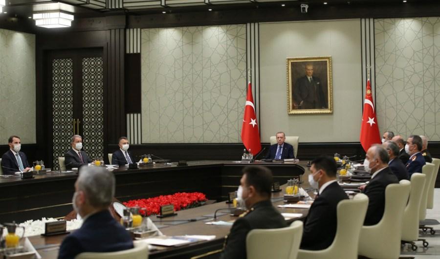 τουρκικό εθνικό συμβούλιο