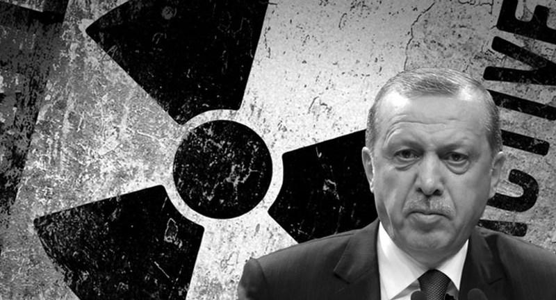 Τουρκία πυρηνικά